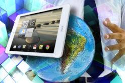 Acer anuncio su tableta Iconia A1-380 en el Cono Sur