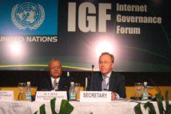 Santa Lucia: Experto de seguridad dirigio el foro de la gobernanza