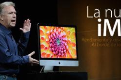 Apple continua innovando y presenta sus nuevas MacBook Pro y iMac