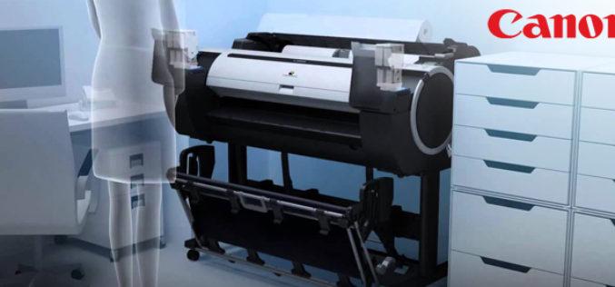 Canon presenta imagePROGRAF iPF785/780 y los iPF 685/680