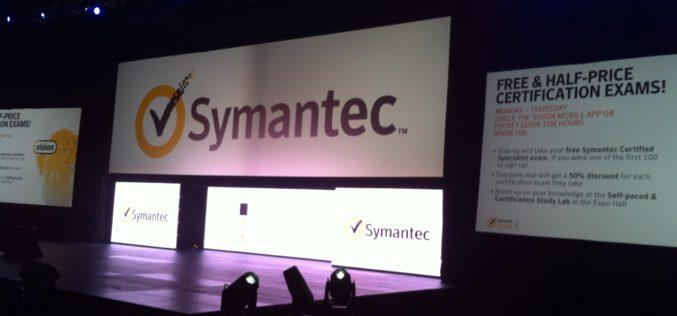 No es la misma compania de hace 8 meses – Symantec