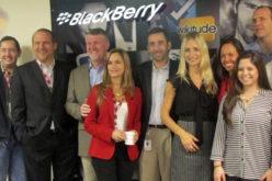 Ingram Micro brindo desayuno de bienvenida para BlackBerry