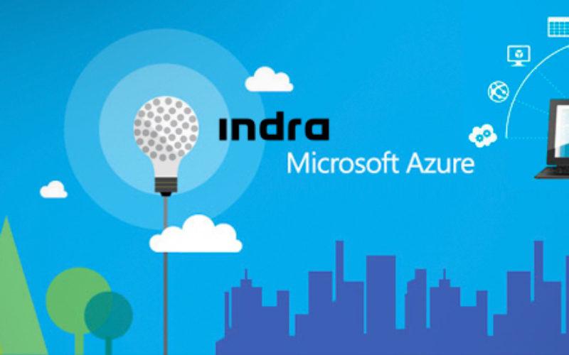 Indra y Microsoft Azure se unen para aumentar su capacidad cloud