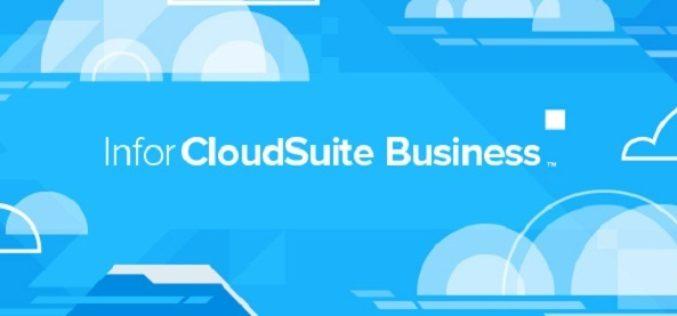 Infor ofrece CloudSuite robusta para la gestion del negocio