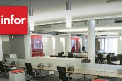 Infor lanza nuevo logo e inaugura casa matriz corporativa en Nueva York