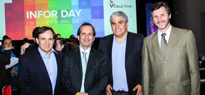 Infor realiza la V version de su Infor Day Chile