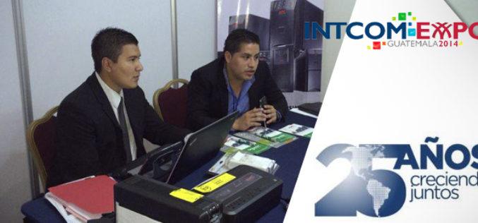 El Intcomexpo 2014 Guatemala…acompananos