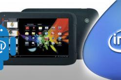 Intel y Android colaboraran en el mundo de tablets