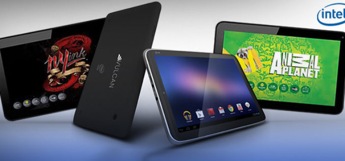 Mas tabletas con todo el poder de Intel para fin de ano