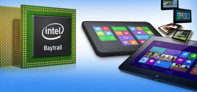 Intel se incorpora al mercado de tabletas