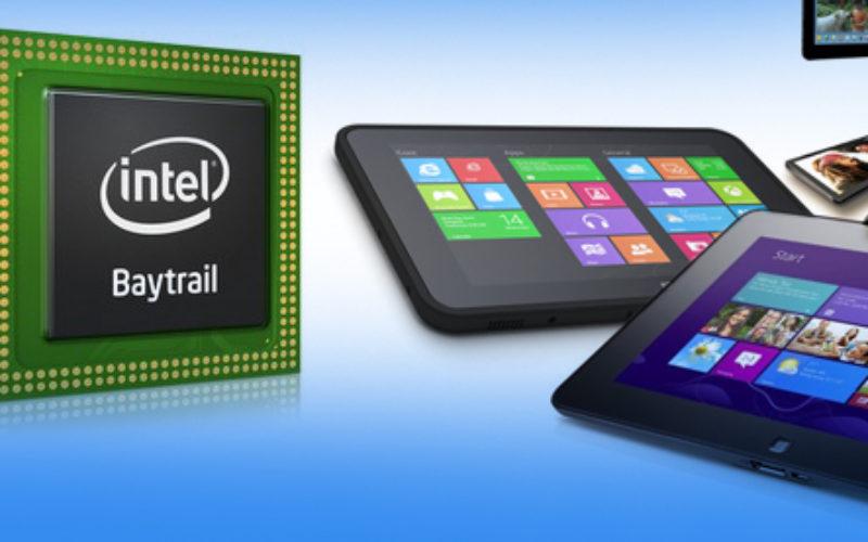 Intel se incorpora al mercado de tabletas