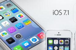 iOS 7.1: casi terminado
