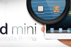 El iPad mini con Retina llegara a fin de ano