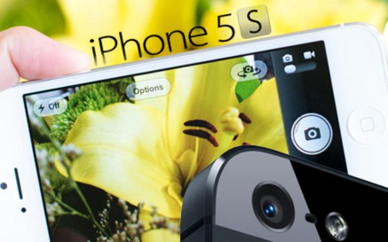 El iPhone 5S tendra camara de 12MP y mejor calidad de pantalla