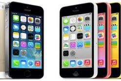 Revelan posibles precios prepago del iPhone 5S y 5C en Chile