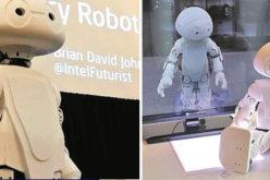 Intel nos presenta a Jimmy el companero robotico