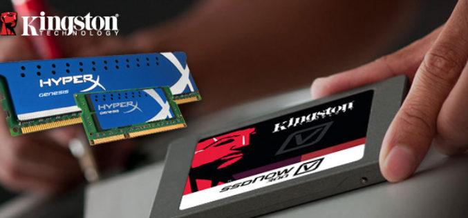 Kingston espera aumentar su negocio de SSD