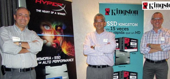 Certificacion Kingston informo sobre sus proyectos a futuro