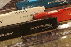 La linea HyperX de Kingston se renueva