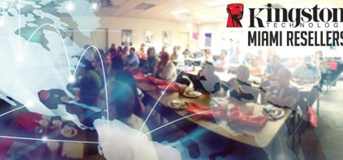 El Miami Resellers Training ofrecio lo ultimo en tecnologia