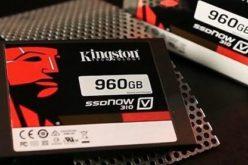 Kingston anuncio la ultima version de la serie SSDNow V300