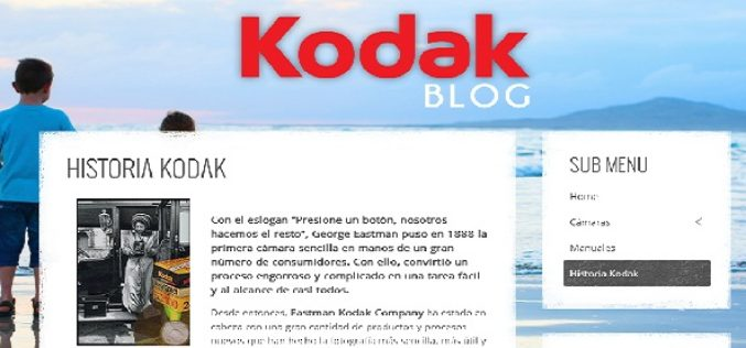 Kodak presenta su Blog para Argentina