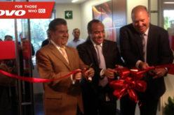 Lenovo abre oficinas en Guadalajara
