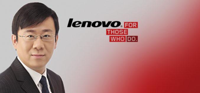 Lenovo anuncia nuevo CIO