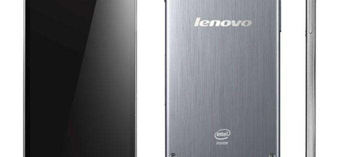 Lenovo presenta su smartphone IdeaPhone K900