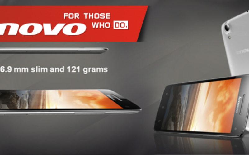 Los smartphones de Lenovo llegan a Mexico