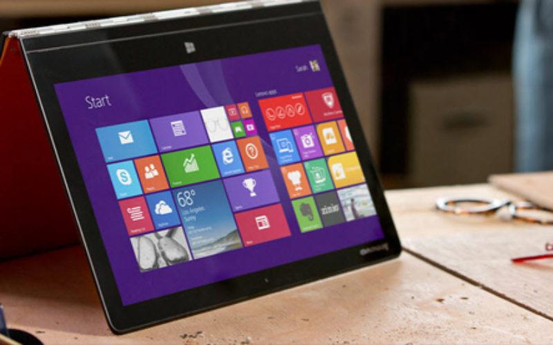 Lenovo anuncio la nueva Yoga 3 Pro