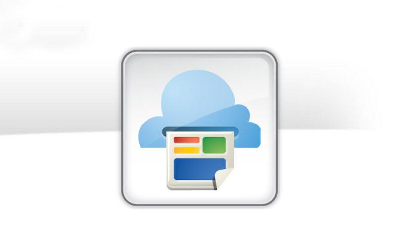 Nueva app Lexmark Google Cloud Print
