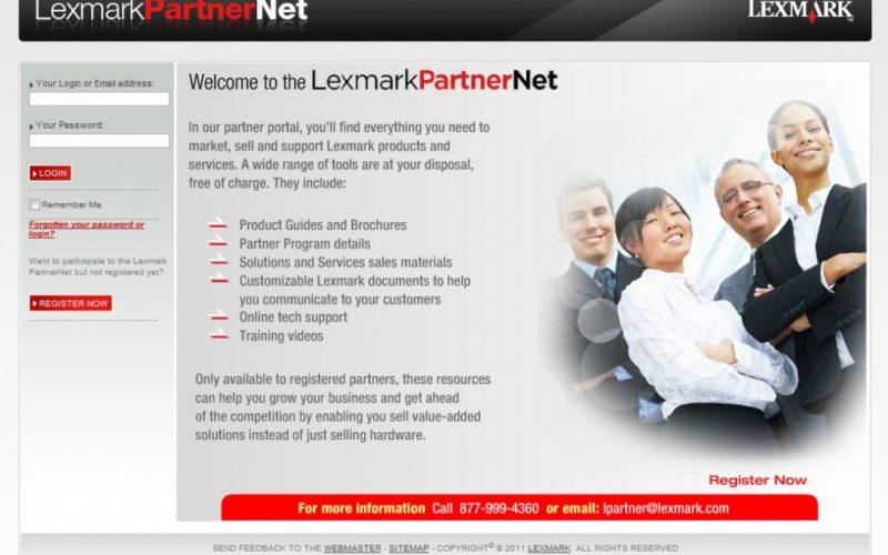 Colombia: Lexmark presenta PartnerNet, su portal para canales
