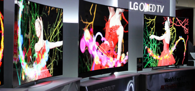 LG prepara televisores 4K con pantallas  de 60