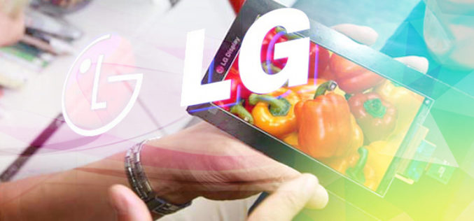 LG Display presenta pantalla con la resolucion mas alta