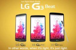 LG G3 Stylus y LG G3 Beat llegan a Chile