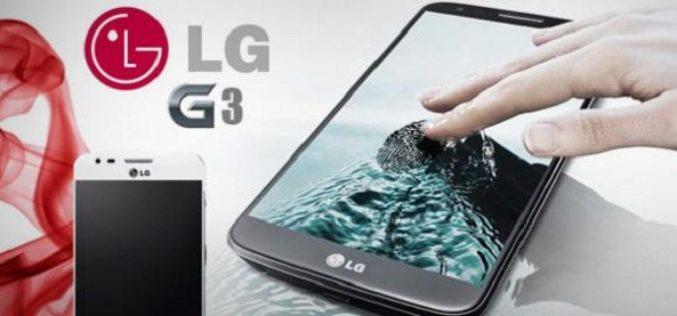 LG lanza G3 con pantalla QuadHD en Argentina