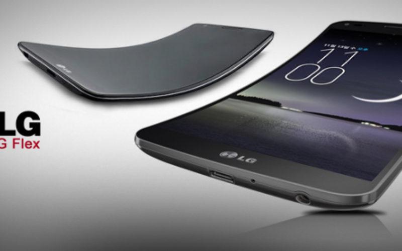 LG lanzara su movil con pantalla curvada