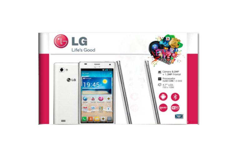 LG esta desarrollando smartphone con pantalla curva