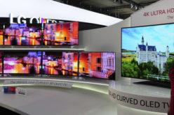 LG anuncia nuevos televisores 4K OLED