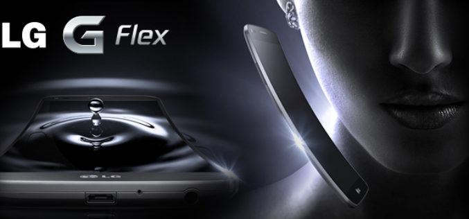 LG G Flex: La primera pantalla curva para los smartphones