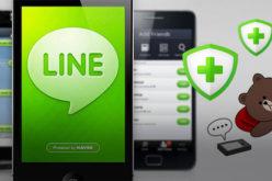 LINE, seguridad y privacidad a la hora de enviar mensajes