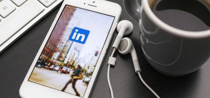 LinkedIn adquiere servicio de alertas