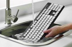 Logitech presenta un teclado sumergible
