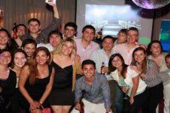Licencias OnLine Uruguay despidio el ano con una noche VIP