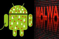 El sistema operativo Android contiene varios malware