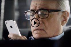 Un nuevo comercial de Siri tiene como protagonista a Martin Scorsese