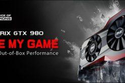 ASUS Republic of Gamers anuncia la placa de video Matrix GTX 980