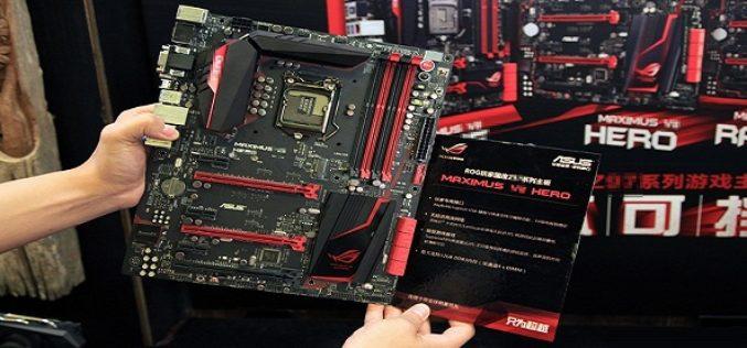 ASUS anuncia su motherboard Z97-Pro Gamer