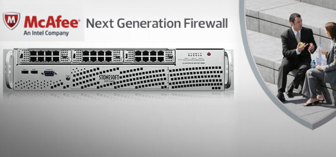 McAfee Next Generation Firewall